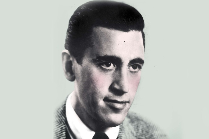 J.D. Salinger, l'auteur du roman-culte The Catcher in... (Photomontage La Presse)