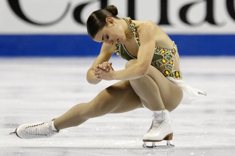 Cynthia Phaneuf... (Photo: Reuters)