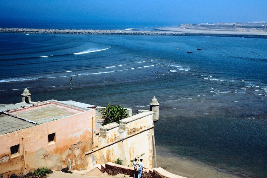 Rabat, au Maroc... (Photo: Archives La Presse)