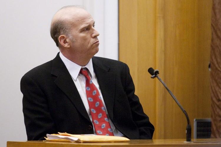 Scott Roeder a abattu le Dr George Tiller,... (Photo: AP)