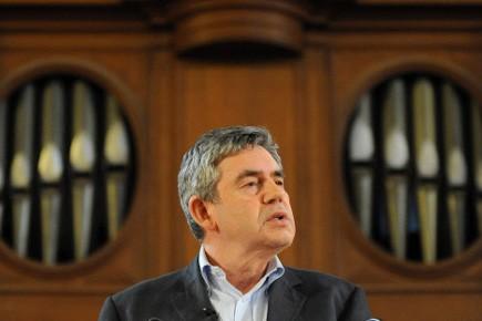 Gordon Brown est-il l'homme hyper-colérique décrit par Lance... (Photo: Toby Melville, Reuters)