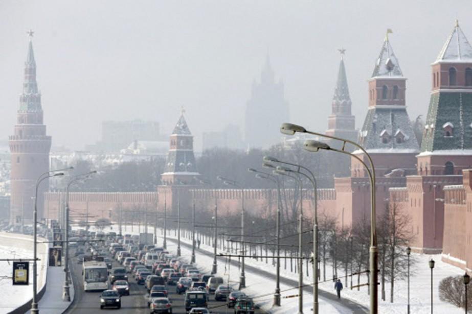 Moscou reste la ville la plus chère en... (Photo: Reuters)