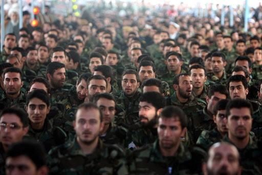 L'anniversaire de la révolution islamique est célébré alors... (Photo: AFP)