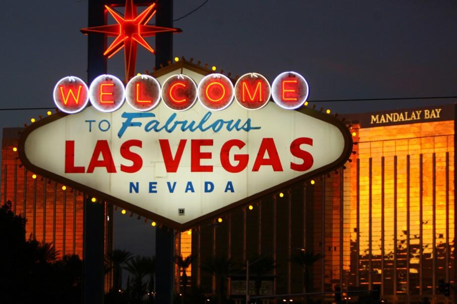 Las Vegas, qui a accueilli le match des... (Photo: AFP)
