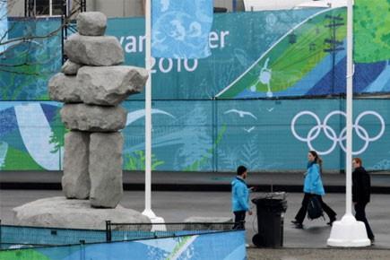 Les Jeux olympiques d'hiver commenceront peut-être dans deux... (Photo: PC)