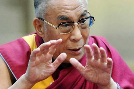Le Dalaï lama doit se rendre aux États-Unis... (Photo: AFP)