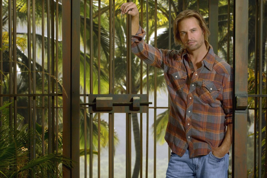 Josh Holloway incarne Sawyer dans Lost.... (Photo: ABC)