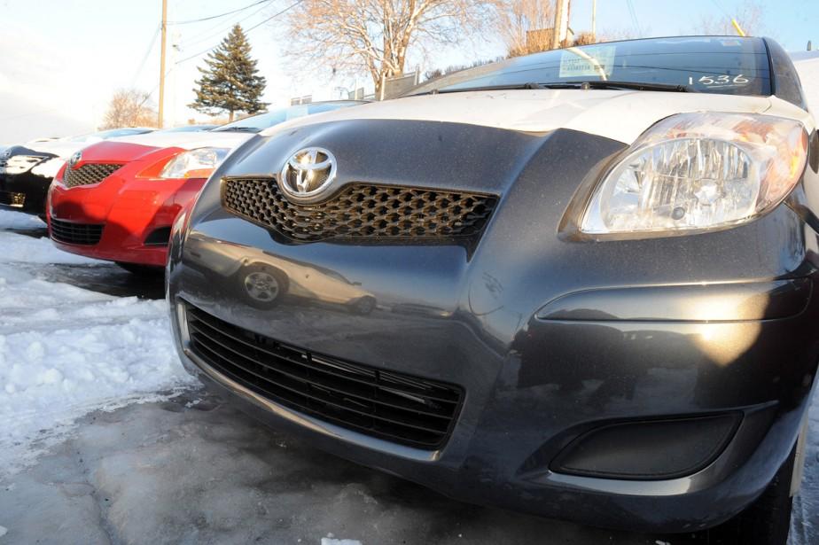 Au Canada, 270 000 véhicules ont été rappelés,... (Photo: Le Soleil)