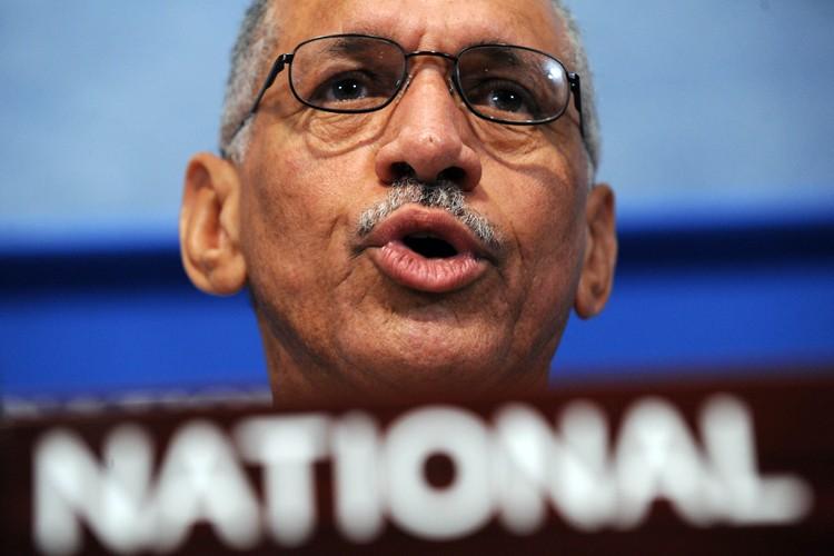 Le patron de la NASA, Charlie Bolden, a... (Photo: AFP)