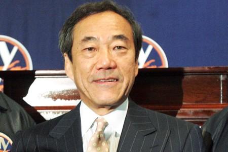 Le propriétaire des Islanders de New York, Charles... (Photo: AP)