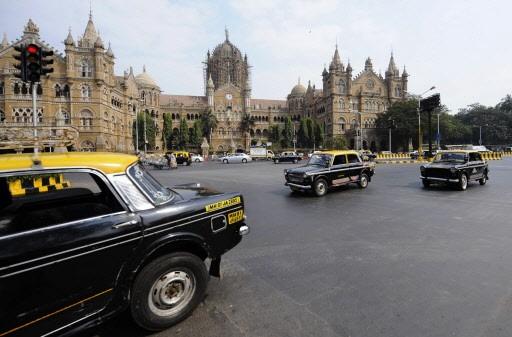 Bombay est une ville de près de 20... (Photo AFP)