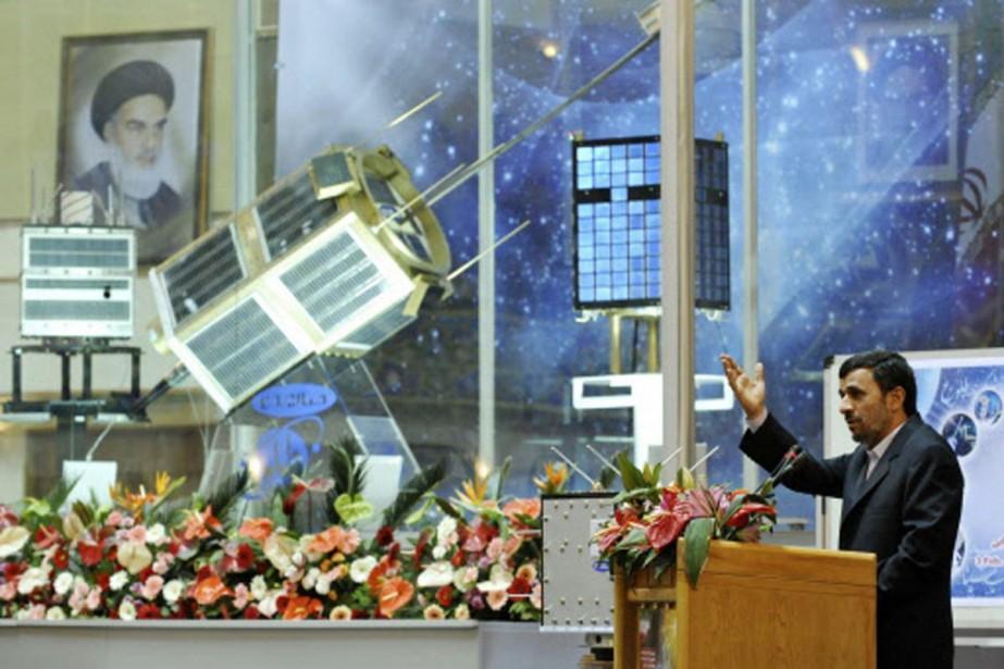 L'Iran a également officiellement dévoilé mercredi trois nouveaux... (Photo: Reuters)