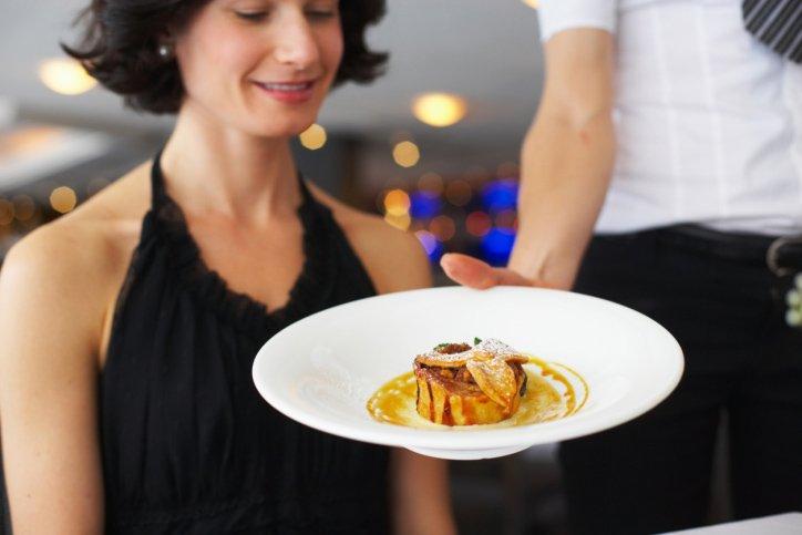 La fréquentation moyenne des restaurants, à travers le monde, a... (Photos.com)