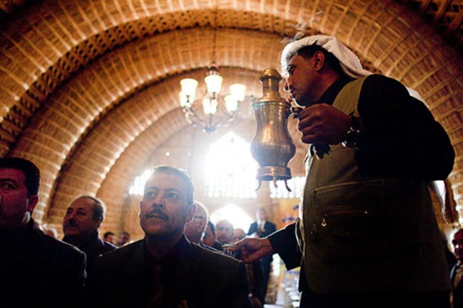 Ancien fleuron de la société irakienne, presque... (Photo: Nytimes.com)