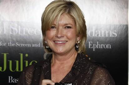 Martha Stewart, grande prêtresse américaine des arts de... (Photo: Reuters)