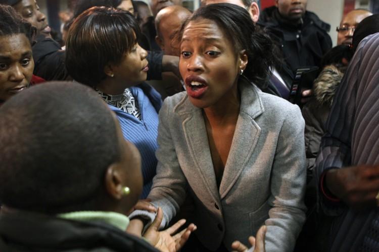 La ministre de l'Immigration et des Communautés culturelles,... (Photo: Robert Skinner, La Presse)