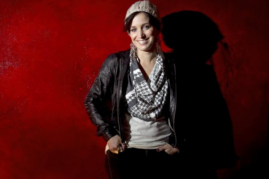 Chantal Kreviazuk sera en spectacle à l'Olympia demain... (Photo: Alain Roberge, La Presse)