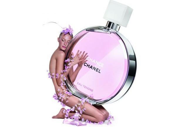Chanel enrichit sa gamme de parfums «Chance» d'une eau tendre,... (Photo: Chanel)