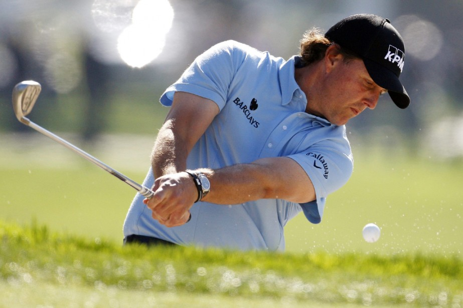 Phil Mickelson... (Photo: Reuters)