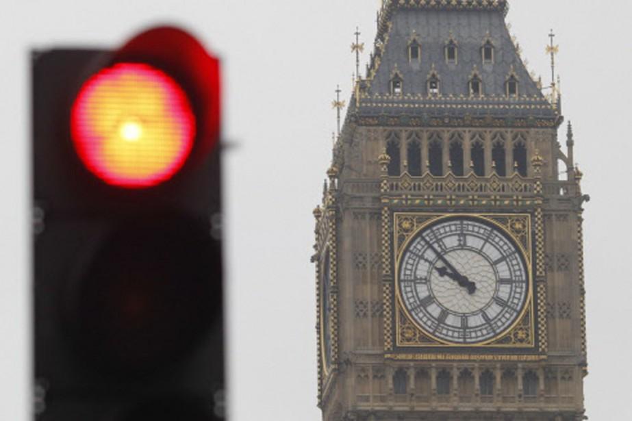 Le gouvernement britannique est éclabousé par un vaste... (Photo: Reuters)