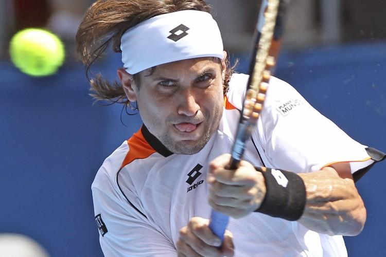 David Ferrer... (Photo: AP)