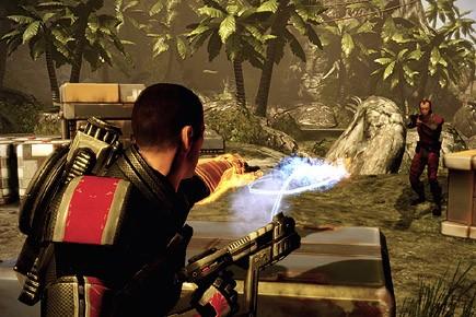 Mass Effect 2... (Photo: AP)