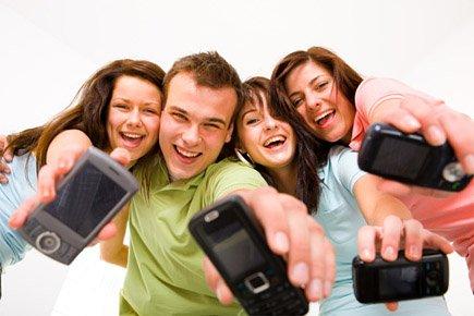 Le nombre de clients à la téléphonie mobile en France... (Photothèque La Presse)