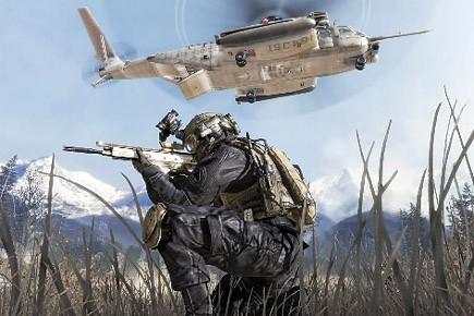 Call of Duty: Modern Warfare 2... (Photo: AP)