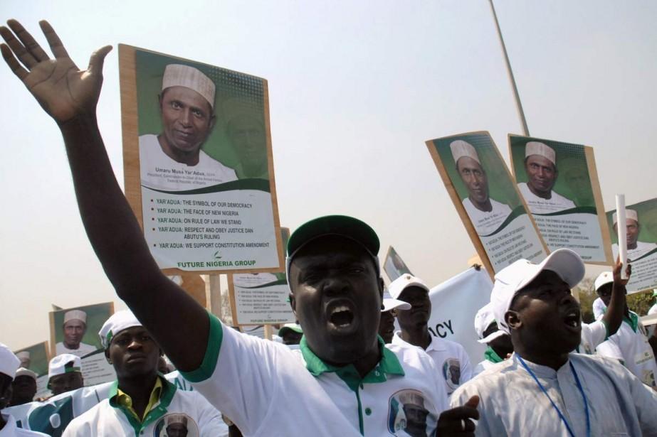 L'influent Forum des gouverneurs des 36 États du Nigeria a... (Archives AFP)