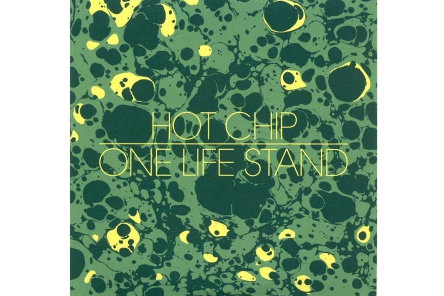 Pochette cd de Hot Chip...