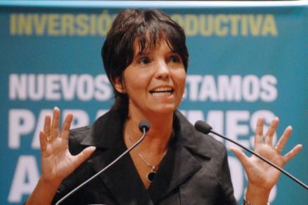 La présidente argentine Cristina Kirchner.... (Photo: AFP)