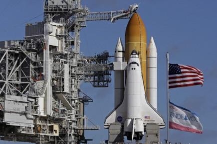 Tout était au vert samedi à moins de 30 heures du lancement de la... (Photo: AP)