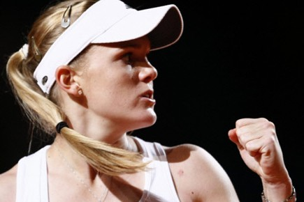 Melanie Oudin... (Photo: AP)