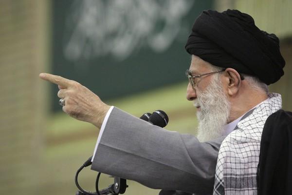 Le guide de la République islamique d'Iran Ali Khamenei a... (Photo Reuters)