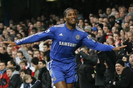 Didier Drogba... (Photo: AFP)