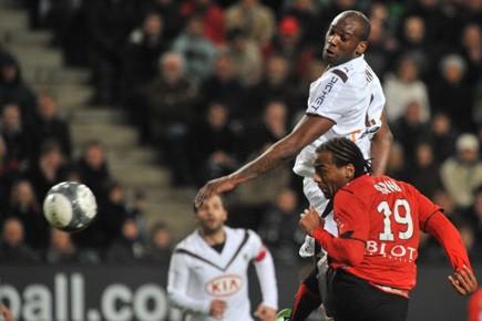 Les Girondins de Bordeaux laissent Montpellier dans la... (Photo: Frank Perry, AFP)