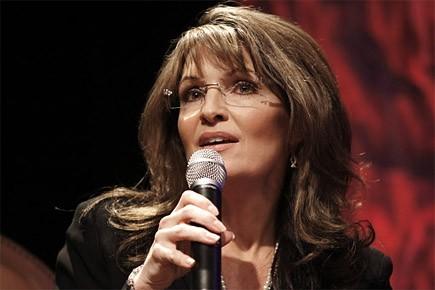 Sarah Palin lors du Tea Party, le 6... (Photo: AP)