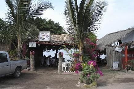 Dans la baie de Chamela, le temps s'arrête.... (Photo: David Homel, collaboration spéciale)