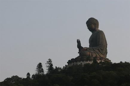 La plus vieille statue de... (Photo: Mathieu Dubois, collaboration spéciale)