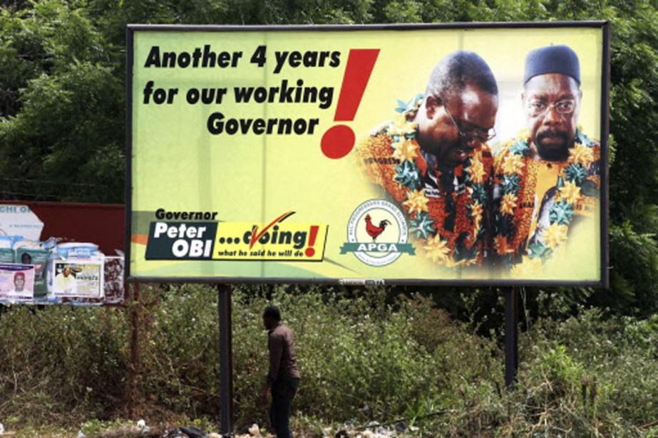 Peter Obi a convaincu les électeurs de lui... (Photo: Reuters)