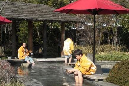Les Japonais sont de grands amateurs de «onsen», ces bains... (Photo: AFP)