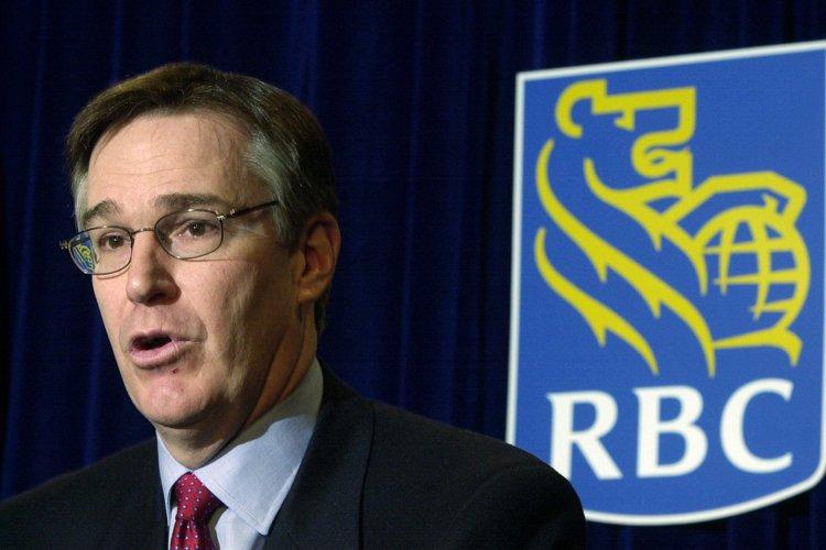 Le chef de la direction de la Banque... (Photo: PC)