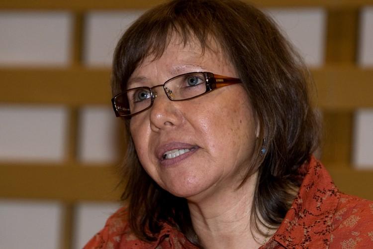 La présidente de l'organisme Femmes autochtones du Québec,... (Photo: Robert Skinner, La Presse)