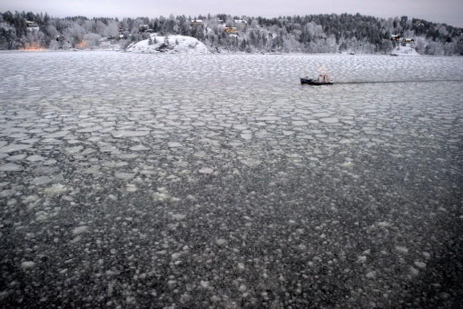 La mer Baltique.... (Photo: AFP)