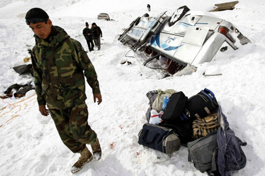 Le drame a eu lieu dans la passe... (Photo: Reuters)