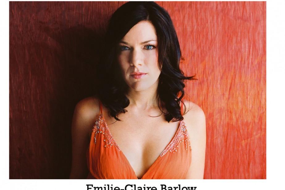 Emilie-Claire Barlow à l'Astral... (photo fournie par l'Astral)