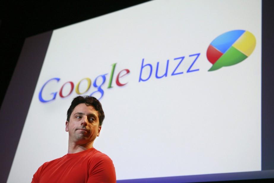 Sergey Brin, cofondateur de Google, au lancement de... (Photo: Reuters)