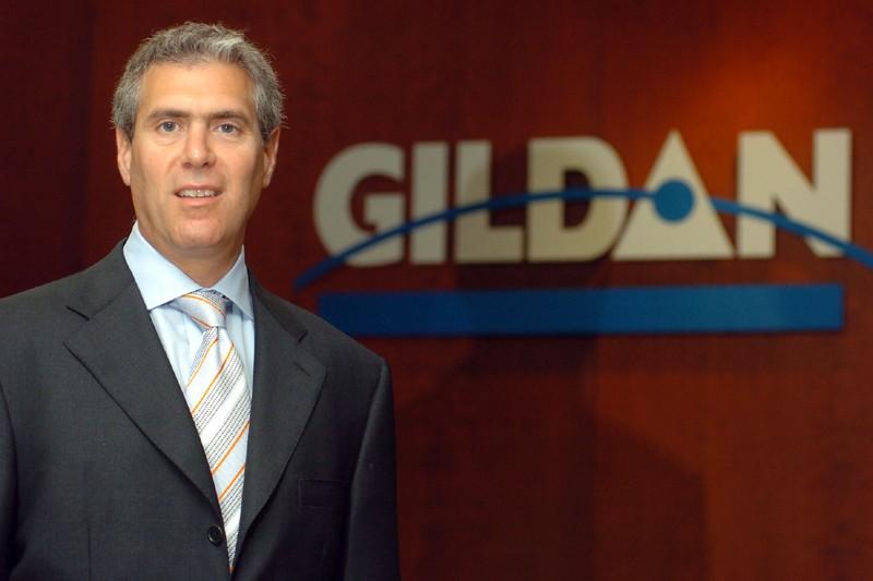 Glenn Chamandy, PDG de Gildan.... (Photo La Presse Canadienne)