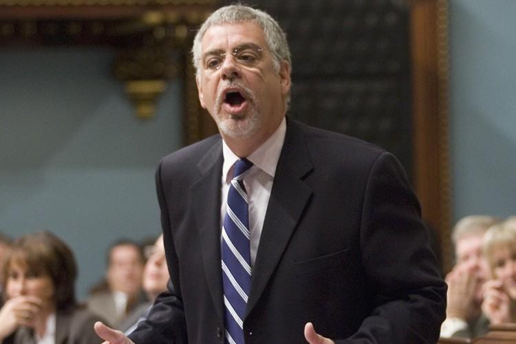 Le ministre de la Sécurité publique, Jacques Dupuis... (Photo: PC)