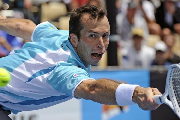 Radek Stepanek... (Photo: AFP)